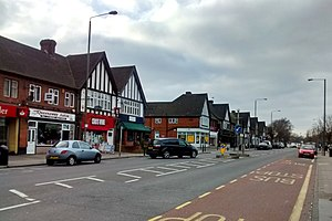 Petts Wood - Image: Petts Wood