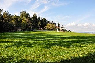 Pfannenstiel (Zürich) - Hochwacht and Okenshöhe