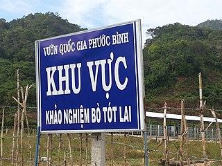 Bác Ái District District