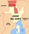 Ph locator davao del norte kapalong.png