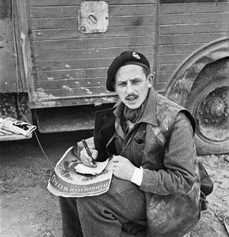 70th Infantry Division (United Kingdom) - Captain Philip John Gardner was awarded the Victoria Cross for his actions during the fighting.
