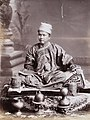 Philip Klier A Shan chief in Burma 1906.jpg