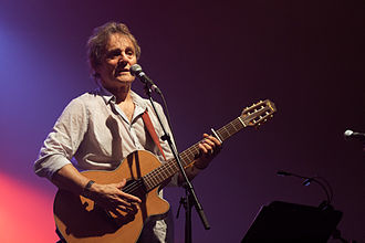 Murray Head - Murray Head in concert at Quimper, France, (2013).