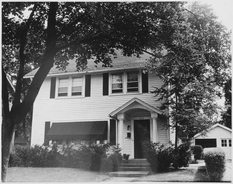 File:Photograph of 630 Rosewood Avenue, SE, Grand Rapids, Michigan - NARA - 186960.tiff