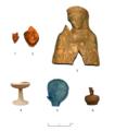 Pièces archéologiques avec une probable fonction sacrée.tif