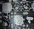 Piano di tavolo con scene bibliche, italia, XVII sec 09.JPG