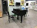 Piano in Chikuzen-Maebaru Station.jpg