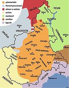 Regione Piemonte Cartina Fisica.Piemonte Wikipedia