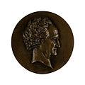 Pierre-Jean David d'Angers - Johann Wolfgang von Goethe (1749-1832) - Walters 542390.jpg