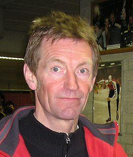 Piet Kleine Dutch speed skater