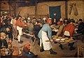 Pieter Bruegel the Elder, Peasant Wedding.jpg