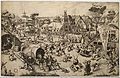 Pieter Bruegel the Elder - The Fair of Saint George's Day - Google Art Project.jpg
