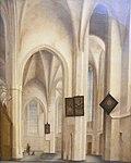 Pieter Jansz Saenredam- Innenraum der St. Jakobskirche in Utrecht.JPG