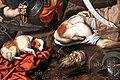 Pieter pieterszoon, chiamata degli apostoli e martirio dei ss, pietro e paolo, 1569, 04 cani.jpg