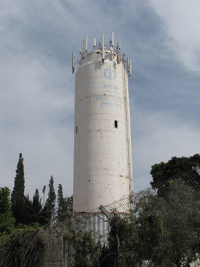 מגדל המים בפרדס חנה