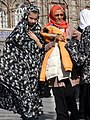 Pilgrims and People around the Holy shrine of Imam Reza at Niruz days - Mashhad - Khorasan - Iran 058.JPG