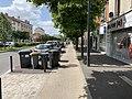 Piste cyclable Avenue Général Leclerc Maisons Alfort 1.jpg