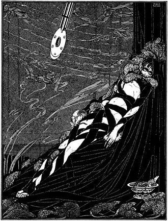 The Pit and the Pendulum - Image: Pitandthe Pendulum Clarke