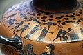 Pittore del louvre E739, hydria ricci, etruria (artigiani da focea), dalla banditaccia, 530 ac. ca., preparazione di sacrificio 04 sacerdote e cottura.jpg
