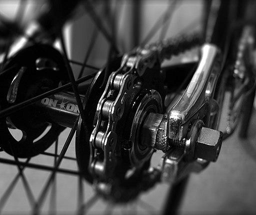 Planet X Stealth Pro Track Bike II