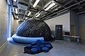 Planetobus - kopuła mobilnego planetarium Centrum Nauki Kopernik w Warszawie.jpg