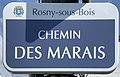 Plaque Chemin Marais - Rosny-sous-Bois (FR93) - 2021-04-15 - 1.jpg