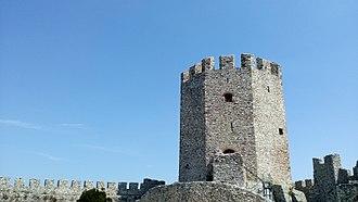 Platamon Castle - The bastion