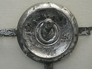 Xanten Horse-Phalerae - Image: Plinio praefecto