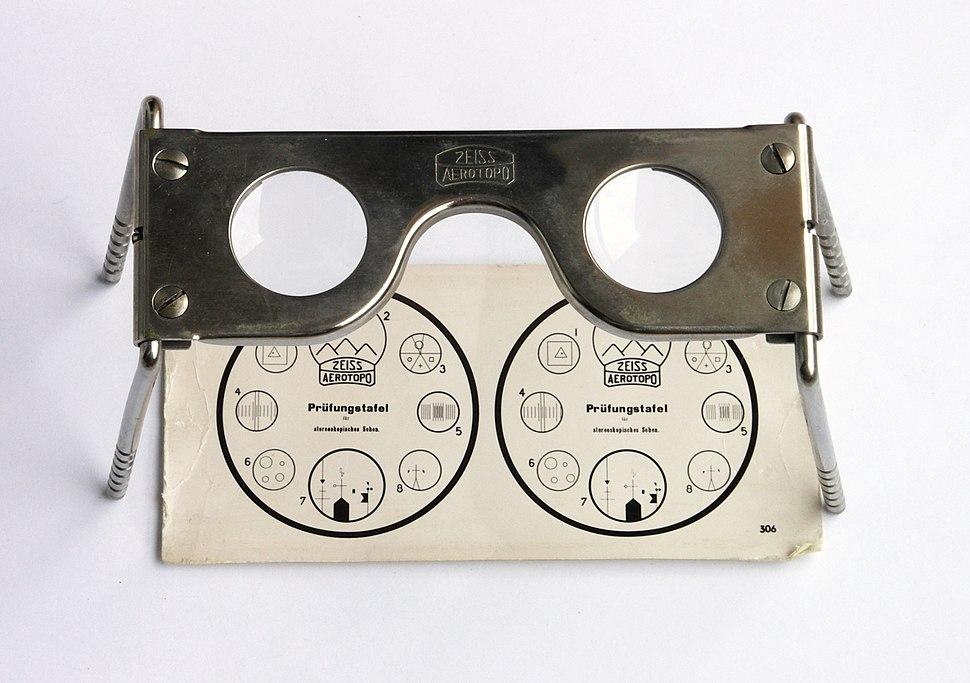 Pocket stereoscope