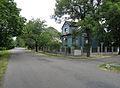 Poděbrady, Koutecká Čtvrť, Skladištní street.jpg