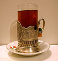 Podstakannik and glass of tea.jpg