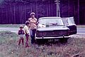Polski Fiat 125p produced between 1967 and 1972 in Poland, August 1979.jpg
