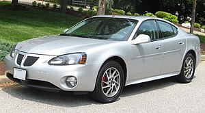 Pontiac Grand Prix - 2004-2008 Pontiac Grand Prix