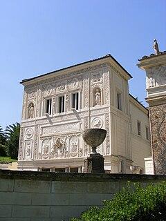Casina Pio IV seat of the Pontificial Academy of Sciences
