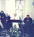 Pope John Paul II in Bosnia 1997i.jpg