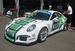 2014 Australian Carrera Cup Championship - Brenton Ramsay placed 17th in the championship in this Phenix Motorsport entry