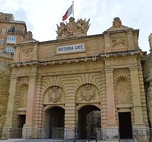 Victoria Gate (Valletta) - Image: Porta Victoria