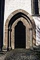 Portal sur do coro da igrexa de Silte.jpg
