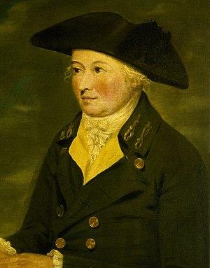 Sea Fencibles - Captain Nathaniel Portlock RN, Commander of the Dartmouth Sea Fencibles 1805-1807.