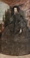 Porträtt, Elisabeth av Bourbon, drottning av Spanien - Skoklosters slott - 88978.tif