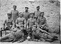 Portrait de groupe de prisonniers de guerre - Volubilis - Médiathèque de l'architecture et du patrimoine - AP62T080584.jpg