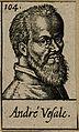 Portrait of Andreas Vesalius (1514 - 1564), Flemish anatomist Wellcome V0006027EL.jpg