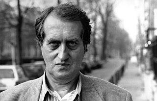 Gerrit Komrij Dutch writer