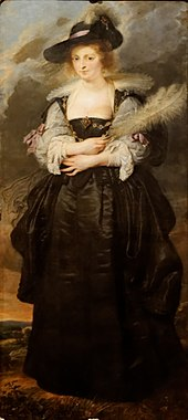 Portrait of Helena Fourment by Peter Paul Rubens.jpg