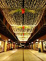 Portsmouth Gunwharf Quays Christmas decorations 2010.JPG