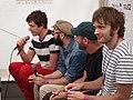 Positivus, Latvia, Jul 16, 2011 OK GO at the Positivus Music Festival (7464127500).jpg