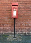 Post box on Amherst Road.jpg