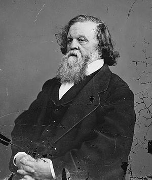 Howell Cobb - Cobb in his postbellum days
