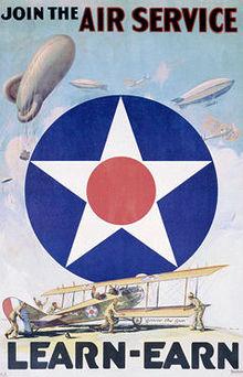 Organization Of The U S Army Air Service In 1925 Wikipedia