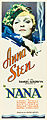 Poster - Nana (1934) 02.jpg